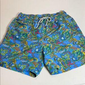 Polo Ralph Lauren swim trunks size small